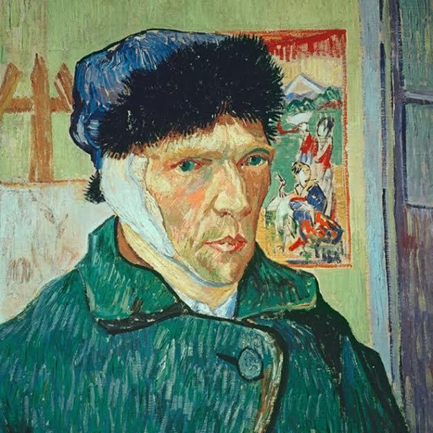 Kızıl Saçlı Deli (Dahi) - Van Gogh