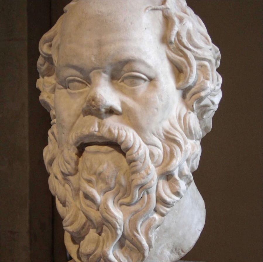 Sokrates Büstü
