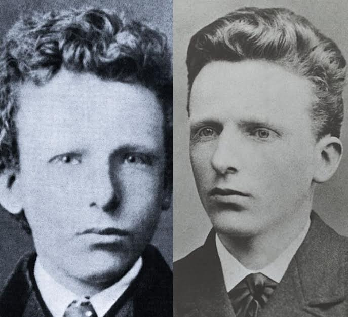 Vincent Van Gogh'un Çocukluğu ve Theo