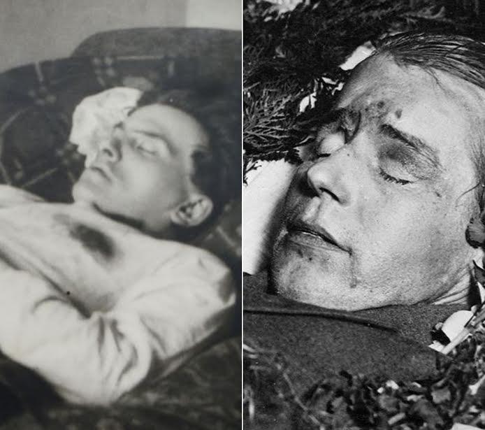 Mayakovski ve Yesenin ölüm sonrası