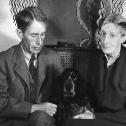 Leonard Woolf ve Virginia Woolf