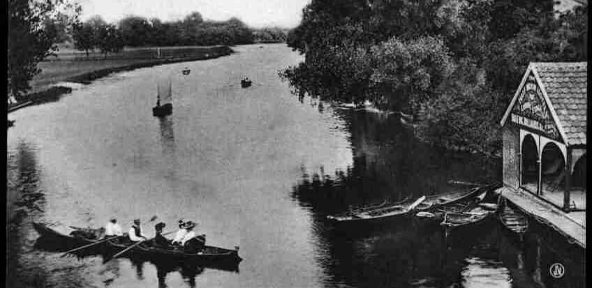 İntihar ettiği Ouse Nehri