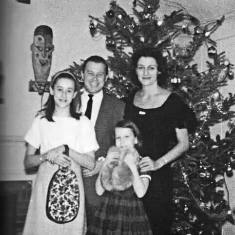 Anne Sexton eşi ve kızları