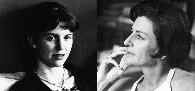 Sylvia Plath ve Anne Sexton