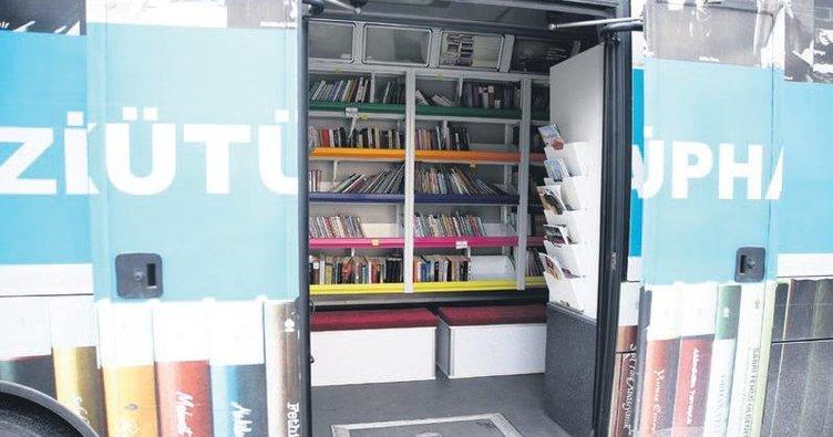 Sevdiğiniz kitaplar mahallenizde